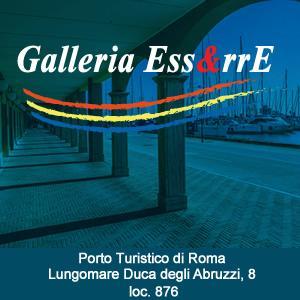 Galleria Essere Porto Turistico di Roma